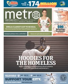 #20160517 #USA #NYC #NewYorkCity Tuesday MAY 17 2016 #metroNewYork20165017 http://www.newseum.org/todaysfrontpages/?tfp_show=80&tfp_page=5&tfp_id=NY_MET