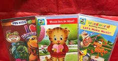 Enter to Win a Valentine's Day DVD Bundle from PBS Kids!   Ends 02/15/2017    Click  HERE  to enter on Twitter!   (One Twitter winner wil...