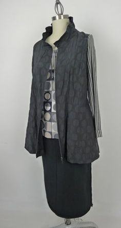 Four Days, Four Outfits = A LOT of Sewing | Visit my NEW blog at MarcyTilton.com
