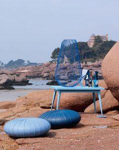 d co bleue on pinterest deco statues and blue garden. Black Bedroom Furniture Sets. Home Design Ideas