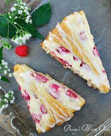 Bunny's Warm Oven: Cream Cheese Raspberry Coffee Cake