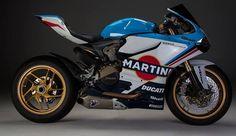mo Ducati 1199 Panigale Martini livery.