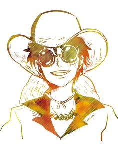 doesn't LOOK cool with sunglasses One Piece World, One Piece Ace, One Piece Luffy, Monkey D Luffy, Mugiwara No Luffy, Ace Sabo Luffy, Zoro Nami, One Piece Images, 0ne Piece