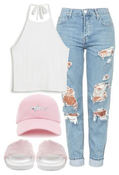 """"""""""" by naturallynoni on Polyvore featuring Topshop, Monki, Forever 21 and Steve Madden"""