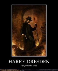 65 Images Only Dresden Files Fans Would Get - EpicStream