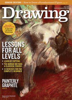 Drawing Magazine subscription