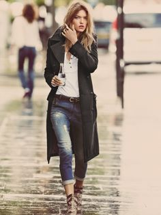 Coat. Street