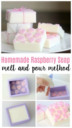 Handmade Soap Recipes, Handmade Gifts, Homemade Soap Bars, Beauty Products Gifts, Bath Products, Soap Melt And Pour, Bath Recipes, Crafts To Sell, Diy Crafts