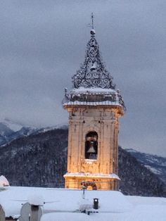 Campanile - bell tower
