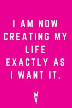 Positive affirmations, meditation, self-love, self-esteem, peace Positive Affirmations Quotes, Self Love Affirmations, Money Affirmations, Affirmation Quotes, Positive Quotes, Prosperity Affirmations, Attraction Quotes, Law Of Attraction, Quotes Thoughts