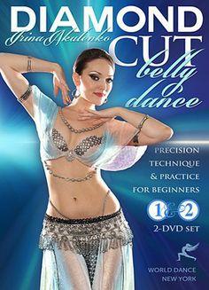 Diamond Cut Belly Dance: For Beginners with Irina Akulenko - DVD