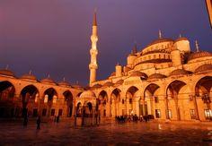 Articolo Moschea Blu - Guida di Istanbul
