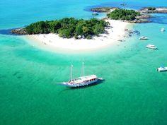 Angra dos Reis cidade paradisíaca no litoral sul do Rio de Janeiro #paraiso #ilhas #praias