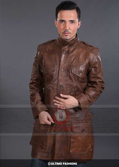 Defiance Jeb Nolan Real Leather Jacket  Jackets and celebrities very much understand each other. This is the reason that several of them are always seen wearing a new kind of jacket in their every new film or TV series. That is because there is nothing but only jacket which brings the best out