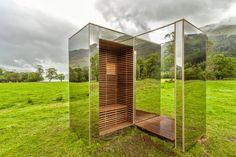 Étudiants en architecture, Angus Ritchie et Daniel Tyler ont imaginé et…