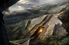 Scoperta in Africa una metropoli Anunnaki di oltre 200.000 anni