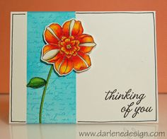 Easy Color Blending With Inktense Pencils And The New SU Secret Garden Flowers