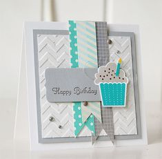 Happy Birthday by **Inge** - Cards and Paper Crafts at Splitcoaststampers