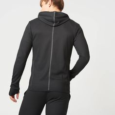 Check out our Men's Zip Up Training Hoodie featuring contrast fabric panelling, reflective trims and textured waffle fabric. Sports Sweatshirts, Hoodies, Hooded Jacket, Zip Ups, Jackets, Fashion, Jacket With Hoodie, Down Jackets, Moda