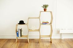 Modos, furniture you build yourself without using any tools.