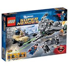 Lego Super Heroes DC Universe 76003 Superman Battle of Smallville for sale online