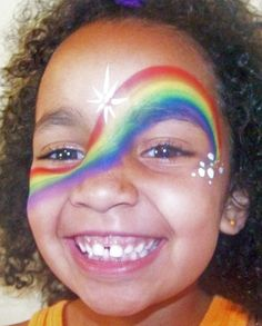 Popular Face Paint Designs | FACE PAINTER IN SALT LAKE CITY AND ALL OVER UTAH!