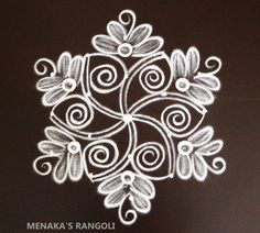 Best Rangoli Design, Rangoli Designs Latest, Simple Rangoli Designs Images, Free Hand Rangoli Design, Rangoli Designs With Dots, Rangoli With Dots, Rangoli Borders, Rangoli Border Designs, Kolam Rangoli