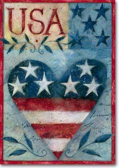 USA love...I am a proud patriot...