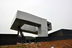 Gallery of In Progress: Nanjing Museum of Art & Architecture / Steven Holl - 8