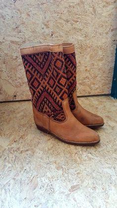 Kelim boots Schoenen, Laarzen en Accessoires