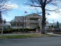 Carson City Govenor's Mansion