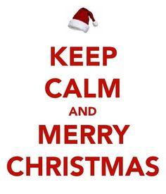 Keep calm sign..............