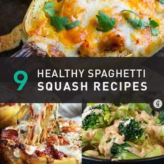 9 Mouthwatering Spaghetti Squash Recipes