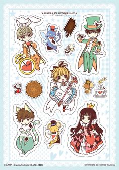 Alice and the Wonderland CCS
