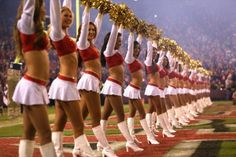 San Francisco 49ers Cheerleaders Super Bowl Cheerleaders 4268ed304