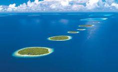 Atoll, Maldive