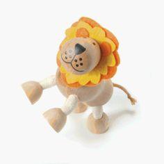 Anamalz - Zoo Characters - Lion by Hape, http://www.amazon.com/dp/B000PETJ9O/ref=cm_sw_r_pi_dp_VU1xqb05JCEVW