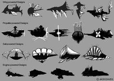 Fantasy World, Fantasy Art, Dirigible Steampunk, Steampunk Ship, Train Drawing, Flying Ship, Character Art, Character Design, Fantasy Landscape