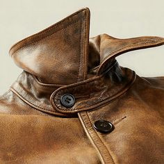 Shop Clothing for Men, Women, Children & Babies Vintage Leather Jacket, Leather Jackets, Historical Clothing, Men's Clothing, Red Wing Shoes, Rugged Style, Hair And Beard Styles, Shoe Boots, Fashion Outfits