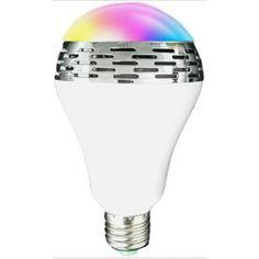Wink S15 Bec LED color cu boxa si bluetooth – Lumea Gadgeturilor