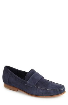 CALVIN KLEIN 'Baron' Loafer (Men). #calvinklein #shoes #flats