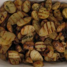 Wedges z ziemniaków