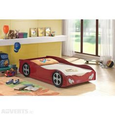 Racing car bed for €199 from Adverts.ie #carbed