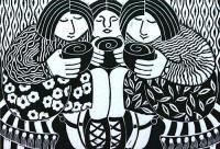 Coffee Morning by Elizabeth Rashley