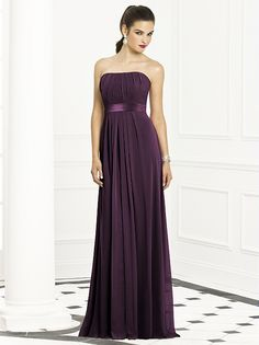 After Six Bridesmaids Style 6672 http://www.dessy.com/dresses/bridesmaid/6672/?color=amethyst&colorid=1#.UlTVAVCsj0s