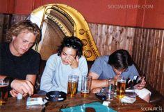 Heath Ledger, Shannyn Sossamon, Trevor di Carlo
