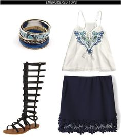 9 must have items to rock the boho chic style
