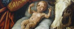 O motivo por trás dos bebês feios de pinturas medievais