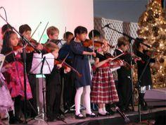 Palos Verdes Strings - Torrance Memorial Concert 2013 - Rancho Palos Verdes, CA