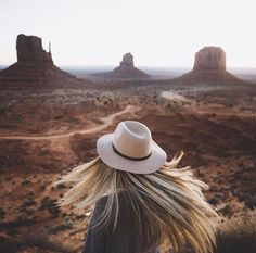 Desert lands